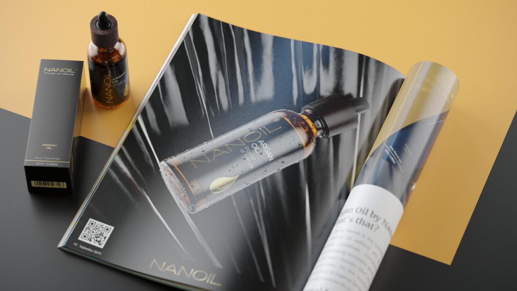 nanoil argan kernel oil